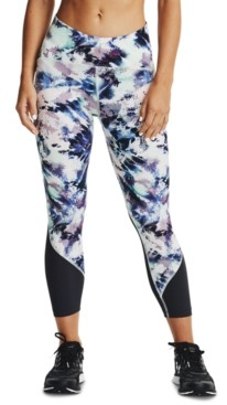 Under Armour Women's Fly Fast HeatGear Printed Leggings