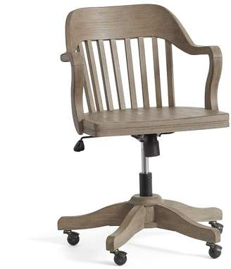Pottery Barn Oliver Swivel Desk Chair