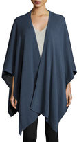 Neiman Marcus Cashmere Two-Toned Shawl