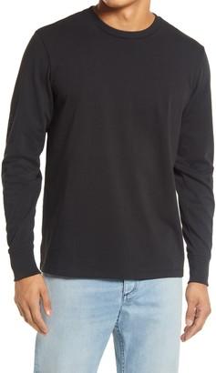 Rag & Bone Men's Venice Font Long Sleeve T-Shirt