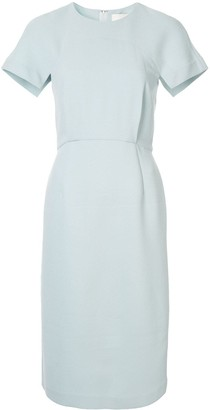 Dion Lee short-sleeved midi dress