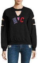 JET Vintage Patch NYC Sweatshirt