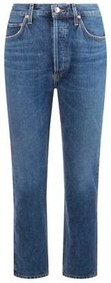 AGOLDE Cropped Jeans