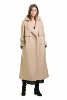 Country Road Cotton Longline Trench