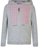 Marc Jacobs Children Girls Logo Hooded Sweatshirt