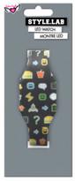 Fashion Angels Pixel Emoji Watch