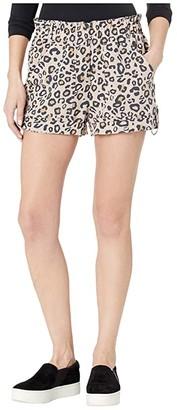 Sanctuary The Island Shorts (New Leopard) Women's Shorts