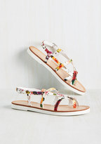 Madden-Girl The Sun of Its Parts Sandal
