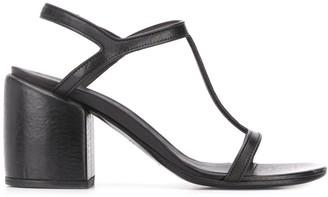 Marsèll Slingback Block-Heel Sandals