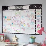 PBteen Dottie Dry-Erase Calendar Wall Decal