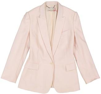 Stella McCartney Stella Mc Cartney Pink Wool Jackets