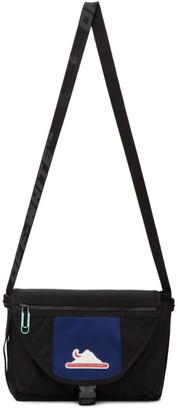 Off-White Black Equipment Messenger Bag
