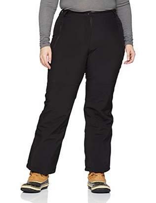 Ulla Popken Women's Thermohose Wattiert Snow Trousers,(Size: 50)