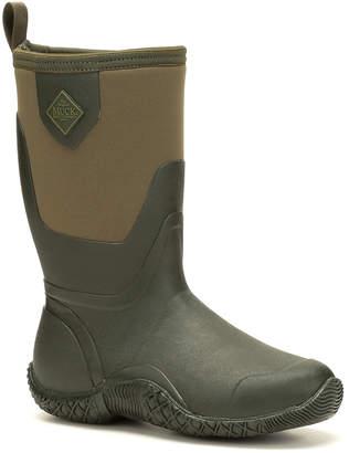 The Original Muck Boot Company Women's Rain boots Moss - Moss Blaze Mid Boot - Women
