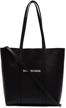 Balenciaga XS everyday leather tote