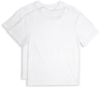Calvin Klein Boy's Cotton T-Shirt Set/Pack of 2