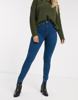 Cotton On Cotton:On Cotton:on High rise jegging in retro mid blue
