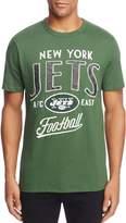 Junk Food Clothing Jets Kickoff Crewneck Short Sleeve