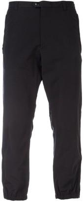 Prada Cropped Straight Leg Pants