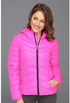 Calvin Klein Packable Jacket CW312758 (Neon Pink) - Apparel