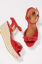 Schmoove Ariel Platform Wedge Sandals