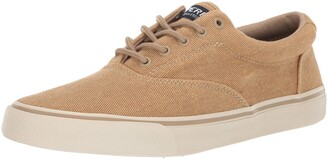 Sperry Mens Striper II CVO Twill Sneaker