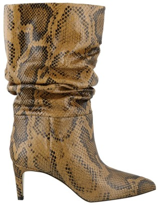 Paris Texas Slouchy Embossed Boots