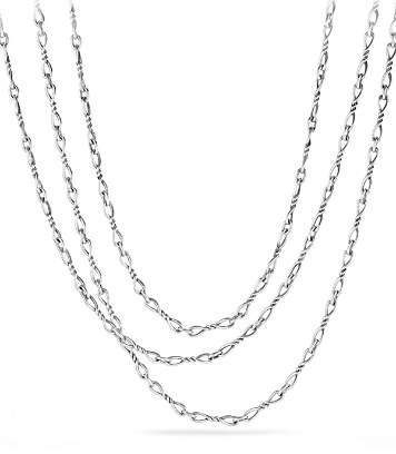 David Yurman Continuance Chain Necklace