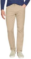 Hudson Woven Blake Slim Straight Zip Fly Jeans