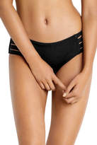 Seafolly NEW Active Multi Strap Hipster Black