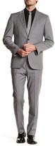 HUGO BOSS James/Sharp Two Button Notch Lapel Trim Fit Suit
