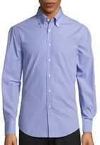 Brunello Cucinelli Soft Cotton Button Down Shirt