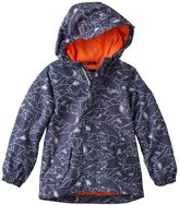 Osh Kosh Boys 4-7 Shark Pattern Lightweight Rain Jacket