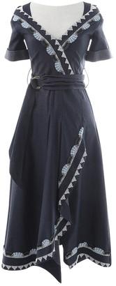 Peter Pilotto \N Navy Cotton Dresses
