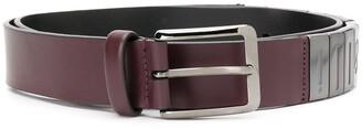 Just Cavalli Adjustable Buckle Belt