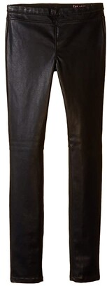 Blank NYC Kids Faux-Leather Pull On Skinny (Big Kids) (Pussy Cat) Girl's Casual Pants