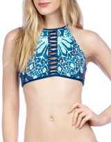 Lucky Brand Two-Piece Reversible Bikini