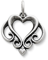 James Avery Jewelry James Avery Ornate Open Heart Charm