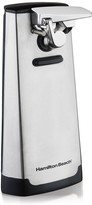 Hamilton Beach Stainless Steel Electric Can Opener