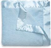 Elegant Baby Satin Trimmed Blanket