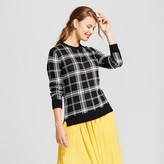 A New Day Women's Plaid Any Day Pullover