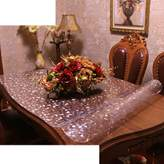 gdassdgsd Transparent,PVC,Tablecloth /Waterproo,Anti-hot,Plastic ,Glass,Tea Table/Dining Desk Mats/Insulating Cloth