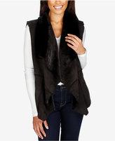 Lucky Brand Faux-Fur Vest