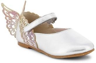 Sophia Webster Baby Girl's and Little Girl's Evangeline Flats
