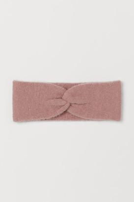 H&M Knit Headband - Pink