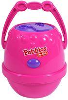 Little Kids Fubbles No-Spill Bubble Machine
