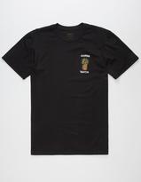 RVCA Bert Pineapple Mens T-Shirt