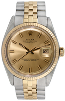 Rolex Vintage Two-Tone Datejust Watch, 36mm