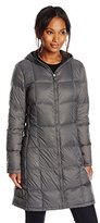 Tommy Hilfiger Women's Packable Down Jacket with Hood
