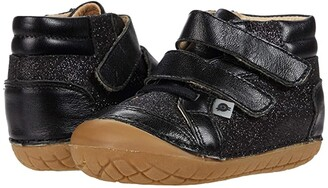 Old Soles Glamster Pave (Infant/Toddler) (Nero/Glam Black) Boy's Shoes